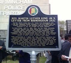 MLK Jail Marker_Birmingham