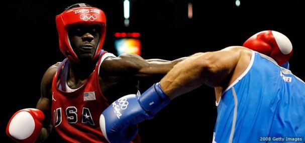 Deontay Olympics